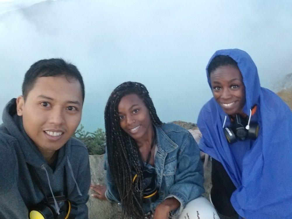 Nanang, Shiree, and Me