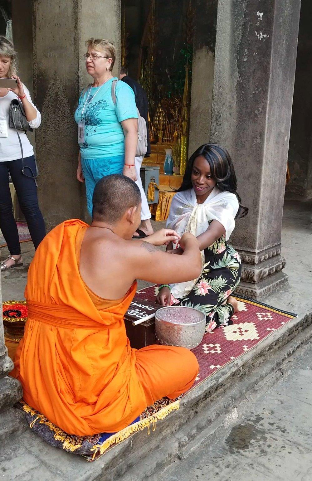 Angkor Wat. Cambodia.