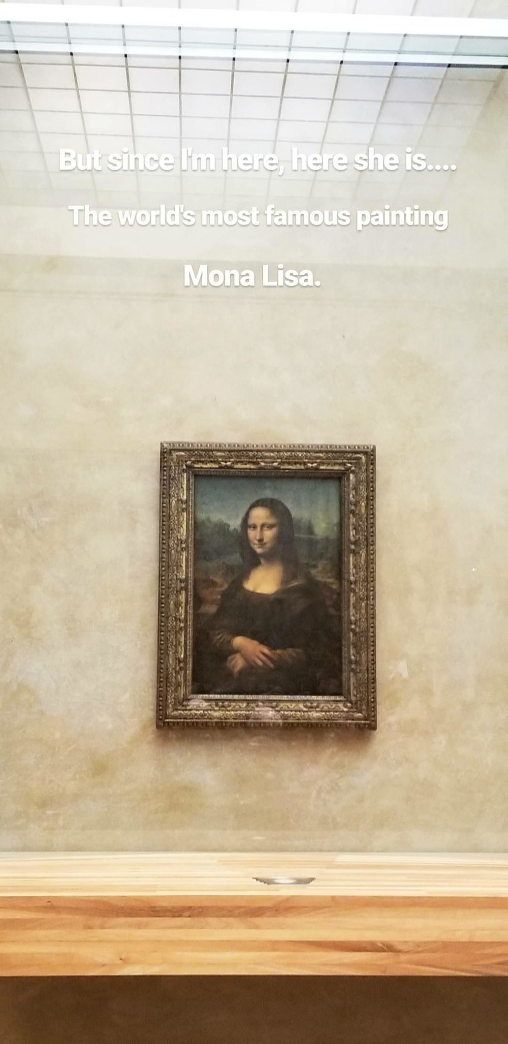 The World Famous Mona Lisa