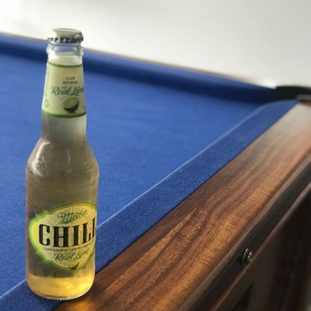 Chill by the pool?? We are open until 8pm tonight and don't forget pool comp at 6pm 🎱🍻 $5 millers chill, $5 pressmans and magners ciders & $7.50 CC's and Jim beams 👌🏖