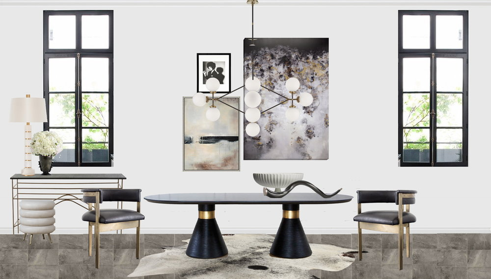 DESIGN: Brianna Mercado, Mercado Made Design