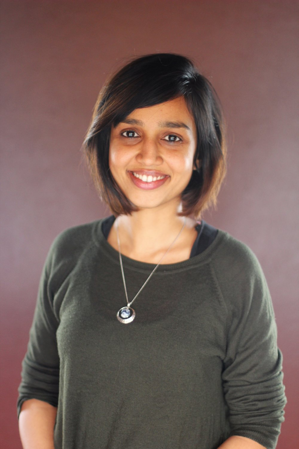 Shruthi Rao,    Solutions Engineer