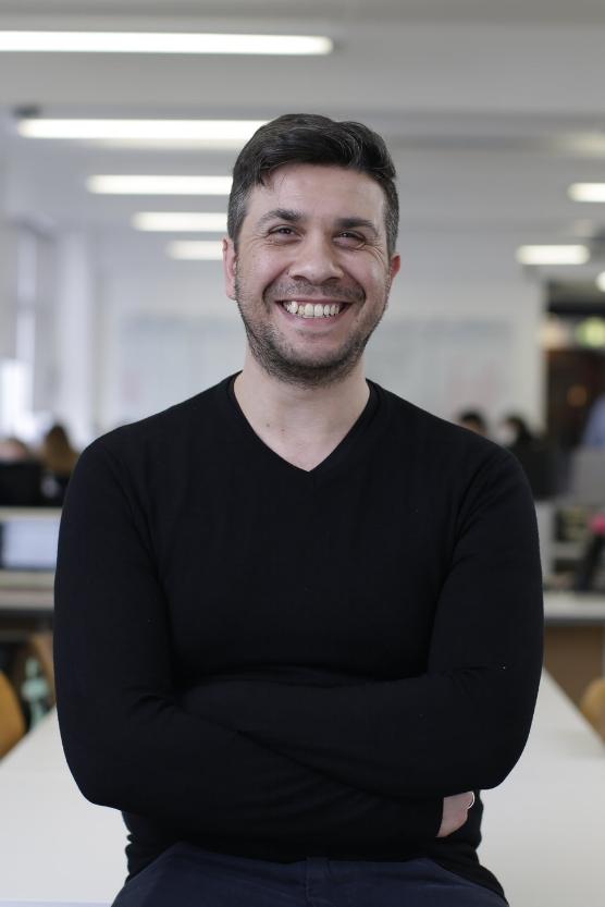 Ciro Scognamiglio, General Manager