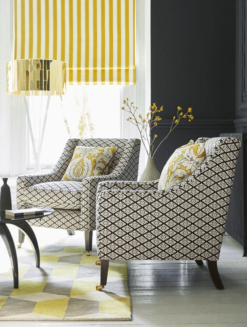 Colour Schemes & Soft Furnishings