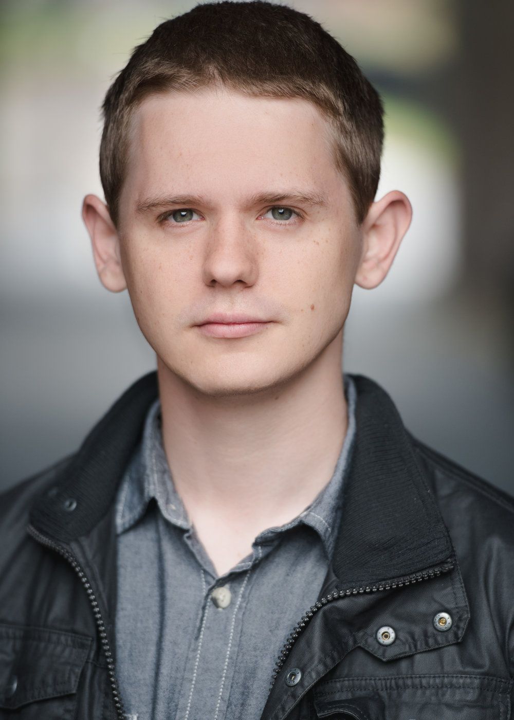 Jake Wardle - SAG Eligible, O-1 Visa    Photo:    Michael Carlo