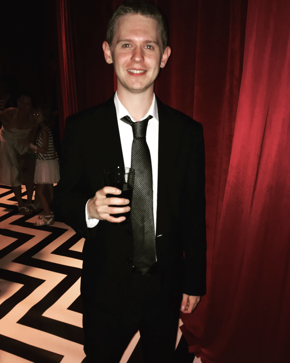 Twin Peaks Premiere After Party 2017