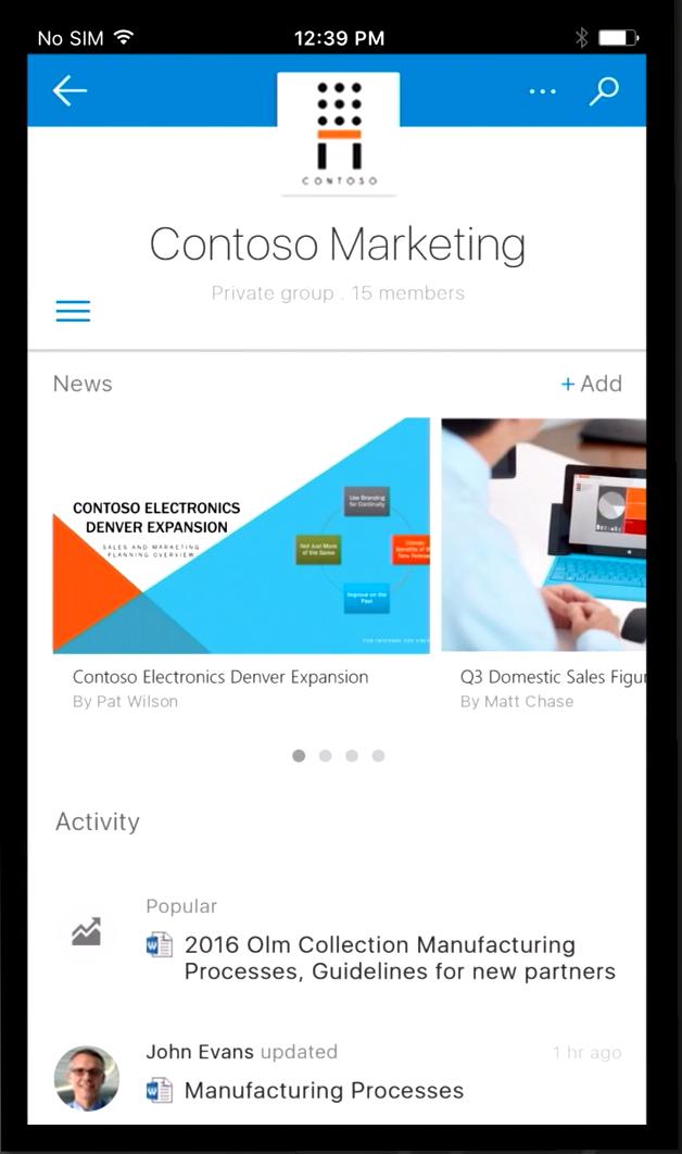SharePoint App - Site