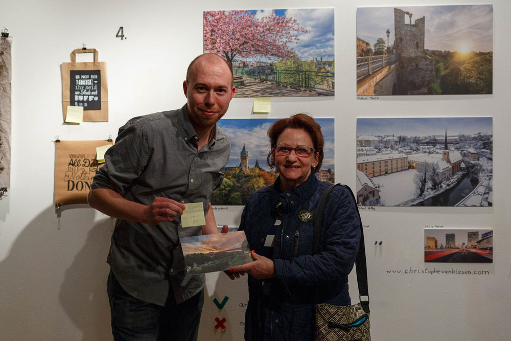 Troc'n'Brol 2016 at Rotondes - Art exchange in Luxembourg City