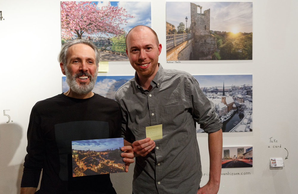 Troc'n'Brol 2016 at Rotondes - Art exchange in Luxembourg City - Photography by Christophe Van Biesen - Landscape and Travel Photographer from Luxembourg