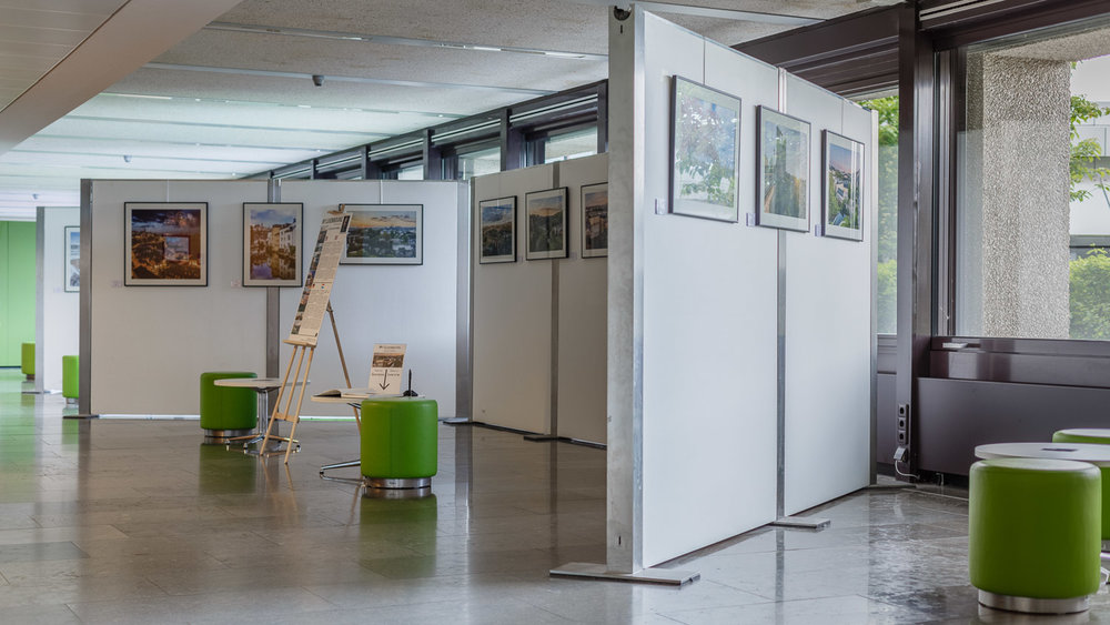My Luxembourg Photography Exhibition at the European Investment Bank in Luxembourg City - Exhibition at the EIB - Photography by Christophe Van Biesen - Luxembourg Landscape and Travel Photographer