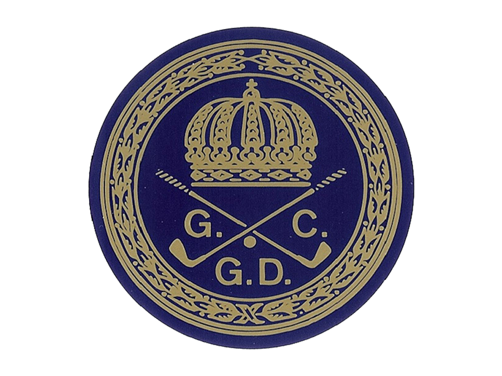 GCGD - Golf Club Grand Ducal - Luxembourg - Logo