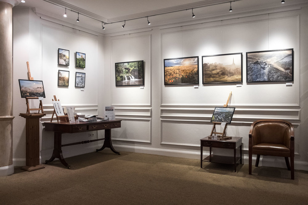 Seasons of Luxembourg by Christophe Van Biesen - Exhibition at the Cercle Munster - Photography by Christophe Van Biesen - Luxembourg Landscape and Travel Photographer