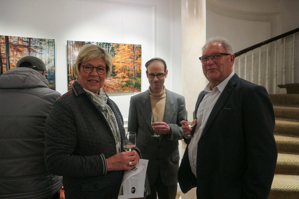 Seasons of Luxembourg by Christophe Van Biesen - Exhibition at the Cercle Munster