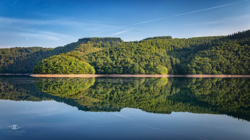 Photography Workshop - Upper Sure Lake - Luxembourg - Upper-Sure Lake - Summer