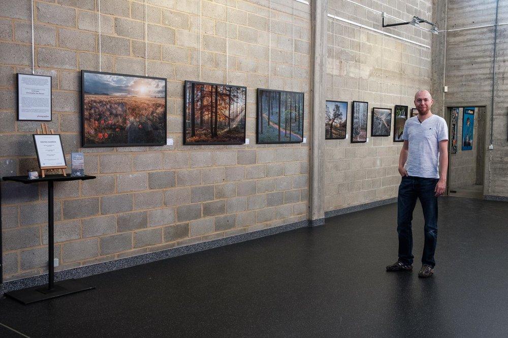 Landscapes exhibition by Christophe Van Biesen - Exhibition at the Maison de la Culture d'Arlon - Photography by Christophe Van Biesen - Luxembourg Landscape and Travel Photographer
