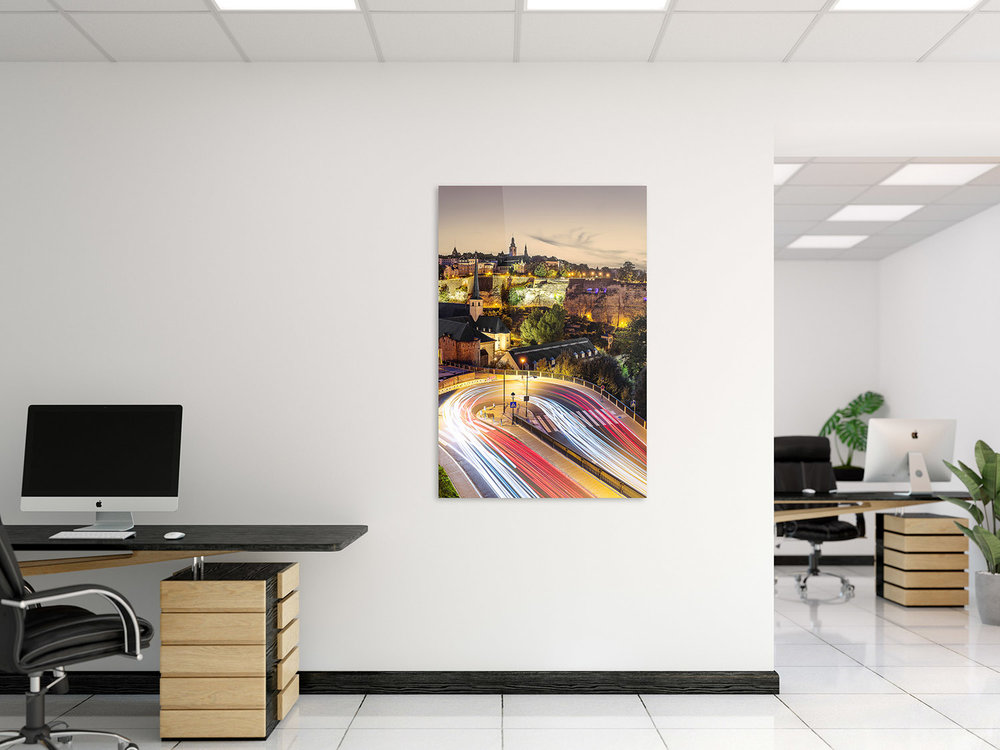 Luxembourg Office Art - Limited Edition Fine Art Print