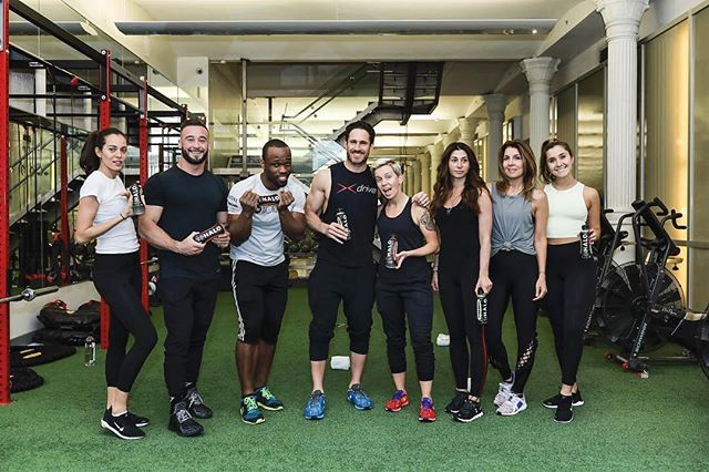 #tbt to last weeks workout with @donsaladino & @halo.sport  #strongertogether