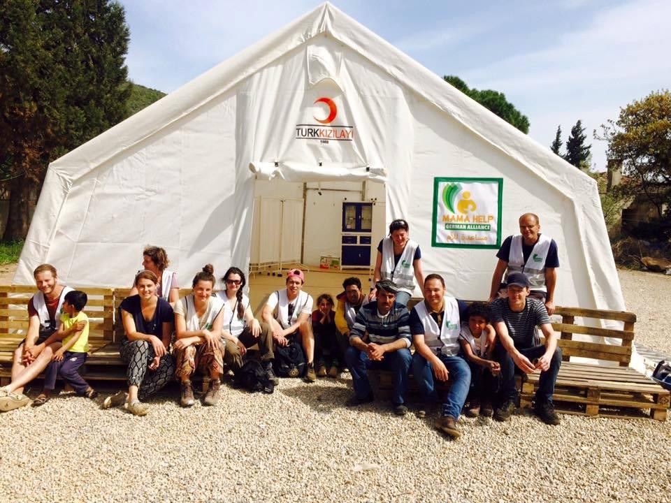 Freiwillige Helfer German Alliance