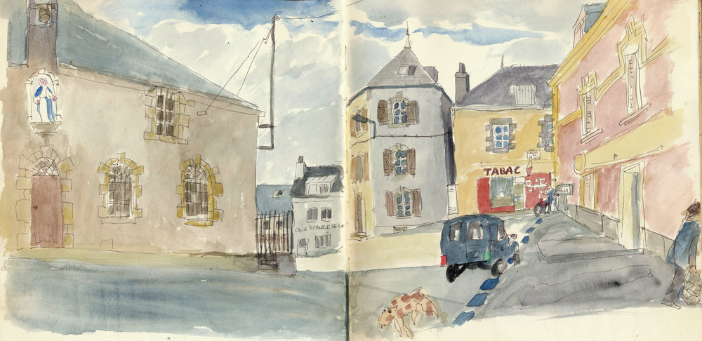 Groix, Tabac