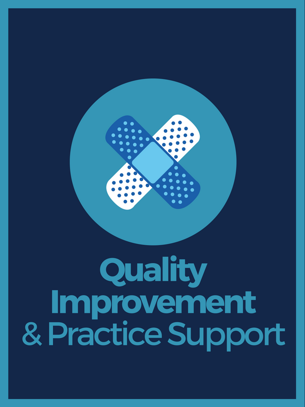 Quality Improvement & Practice Support