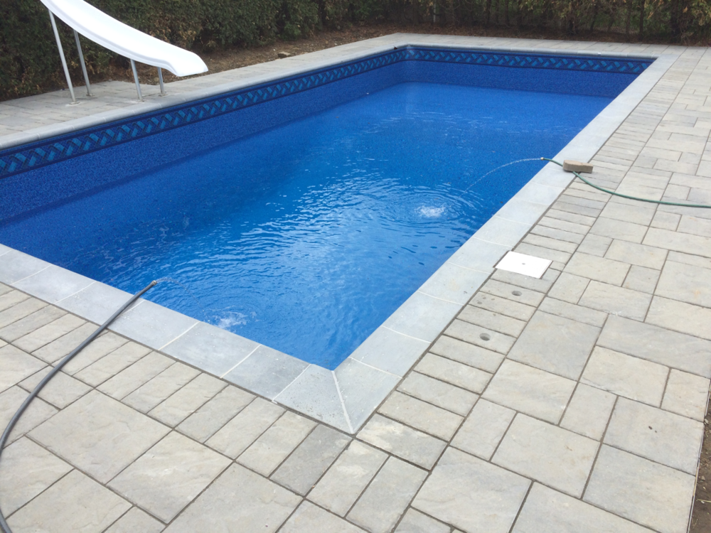 Vinyl Pool Finish Options