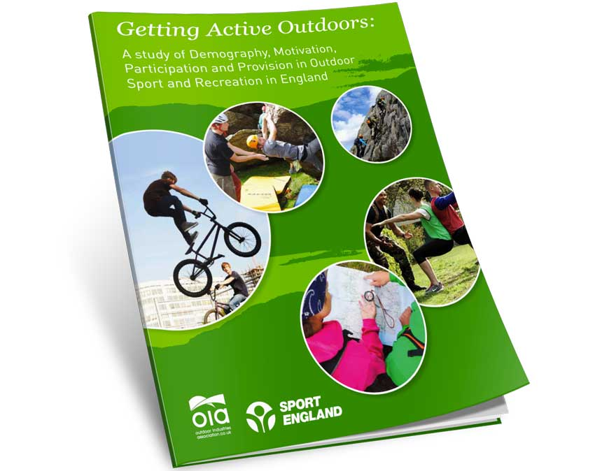 Getting Active Outdoors - Sport England -