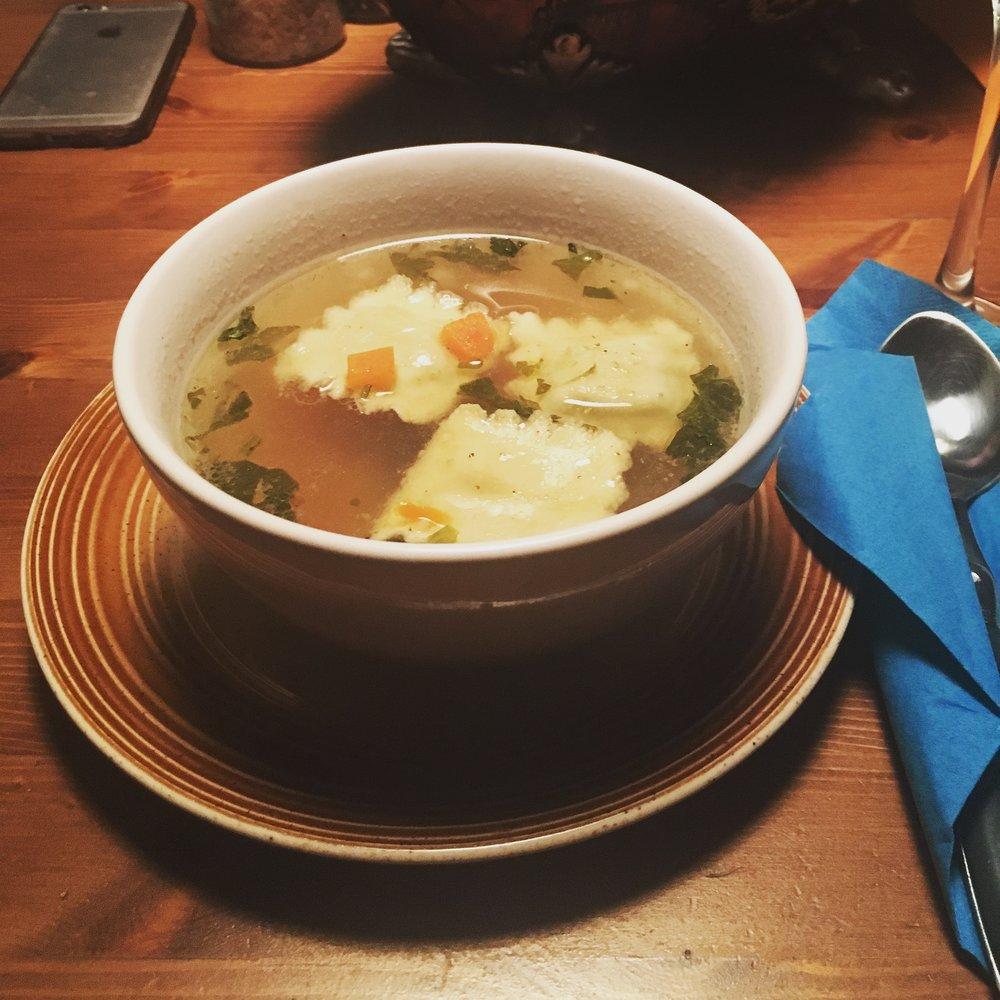 goose soup