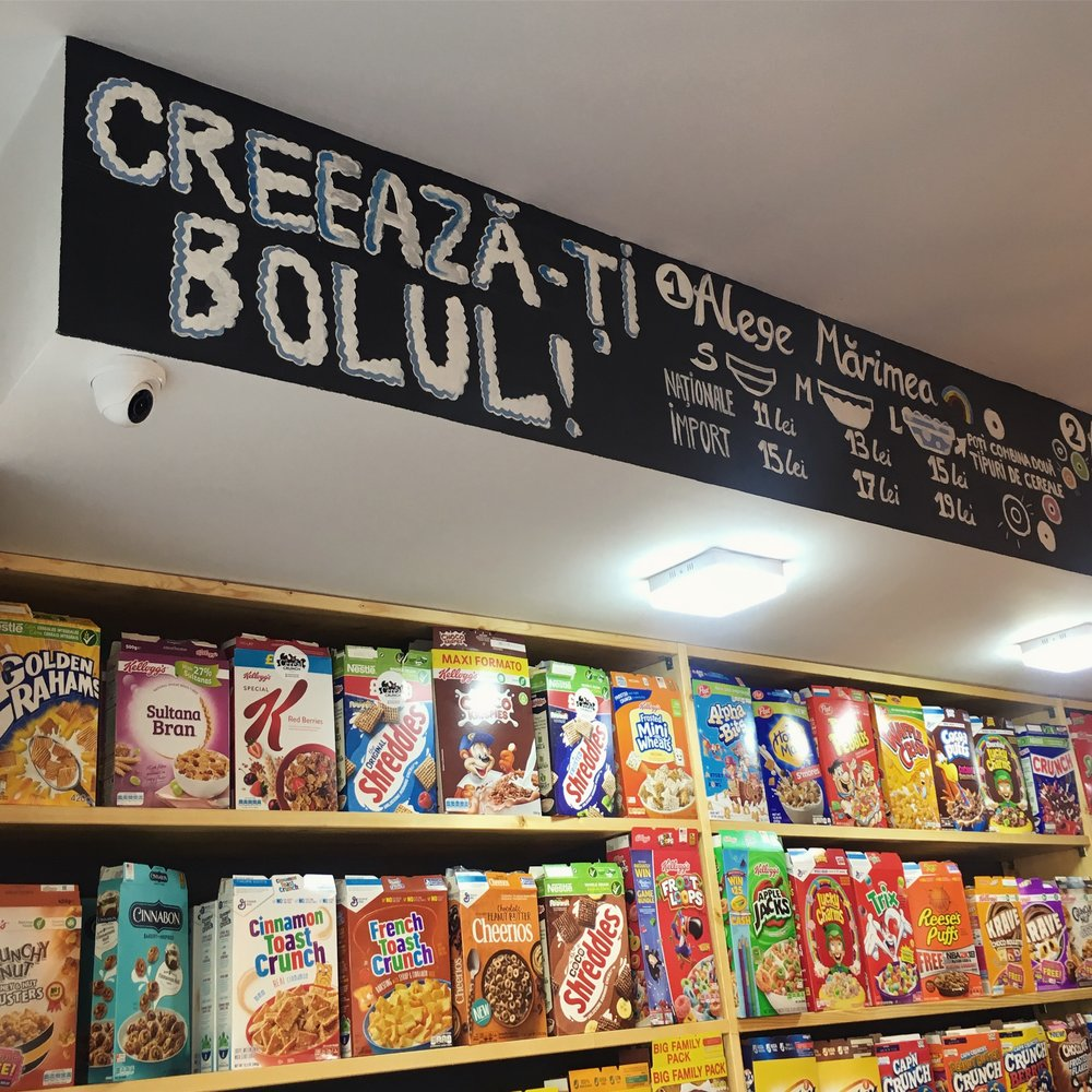 cereal crunch cafe bucharest
