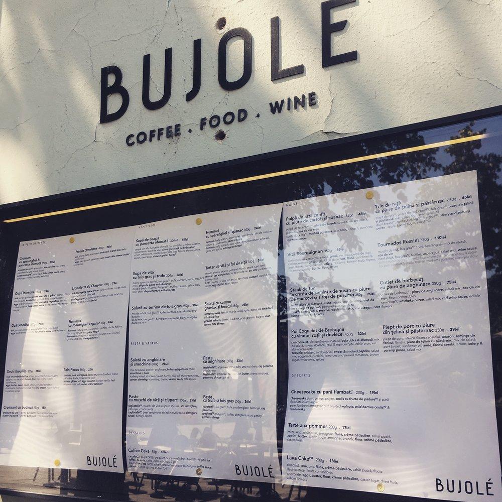 bujole restaurant cluj