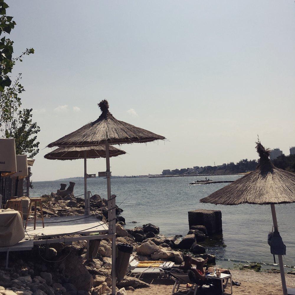 plaja agigea