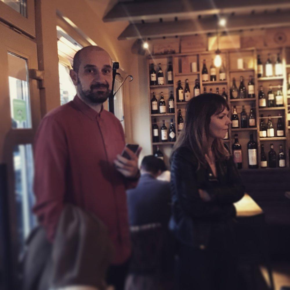 tasting room bucuresti
