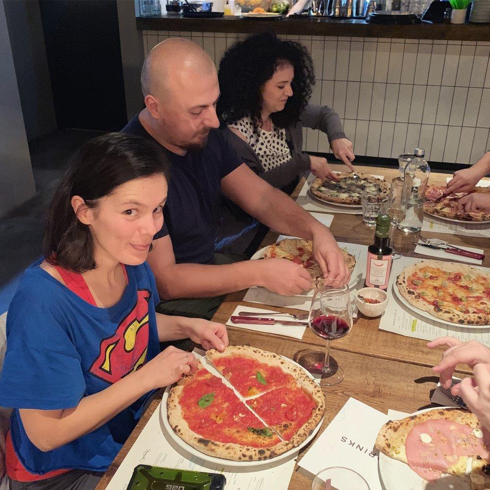 mamizza pizza bucuresti