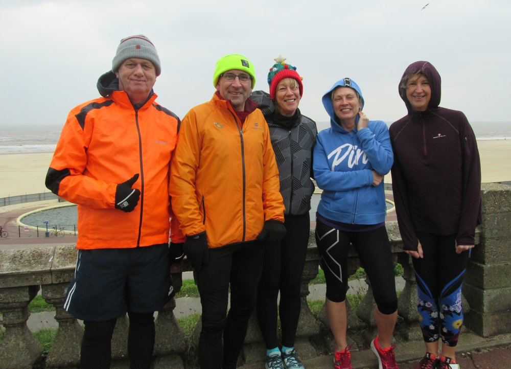 NORSUF RG at Gorleston Cliffs parkrun
