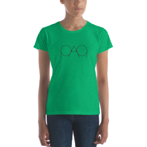 Womens Heather Green PAQ Tee.jpg
