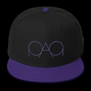Purple PAQ Snapback.jpg