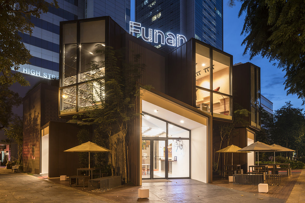 Funan Showsuite