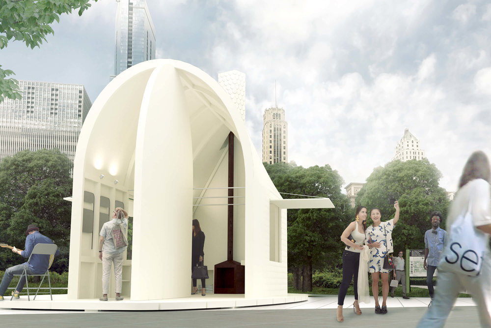 Chicago Lakefront Pavilion