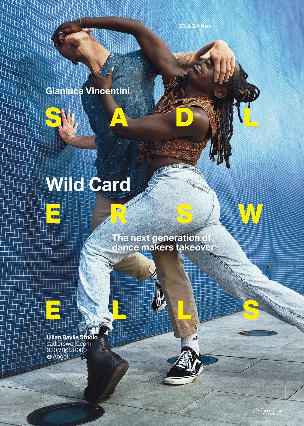 WILD CARD SADLERS WELLS