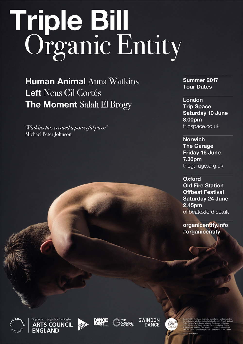ORGANIC ENTITY - ANNA WATKINS