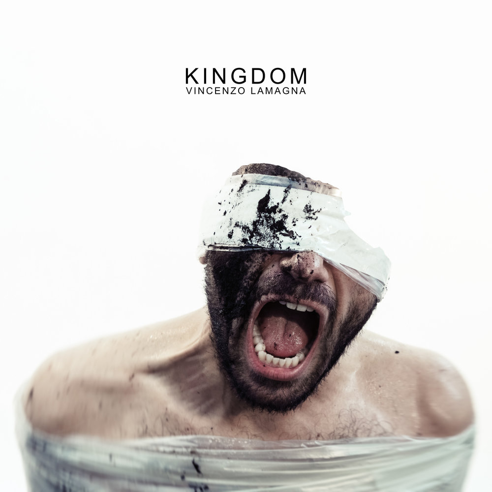 VINCENZO LAMAGNA - KINGDOM (music album cover)