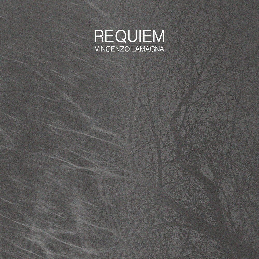 VINCENZO LAMAGNA - REQUIEM (music single cover)