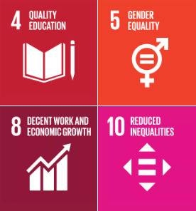 United nationsSUSTAINABLE DEVELOPMENT GOALS - LinkS to UN SDG 4, 5, 8 & 10
