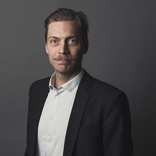 Martin Grander, doktorand (Malmö högskola)   Foto:Rickard L  . Eriksson – klicka på bilden ovan för att se video