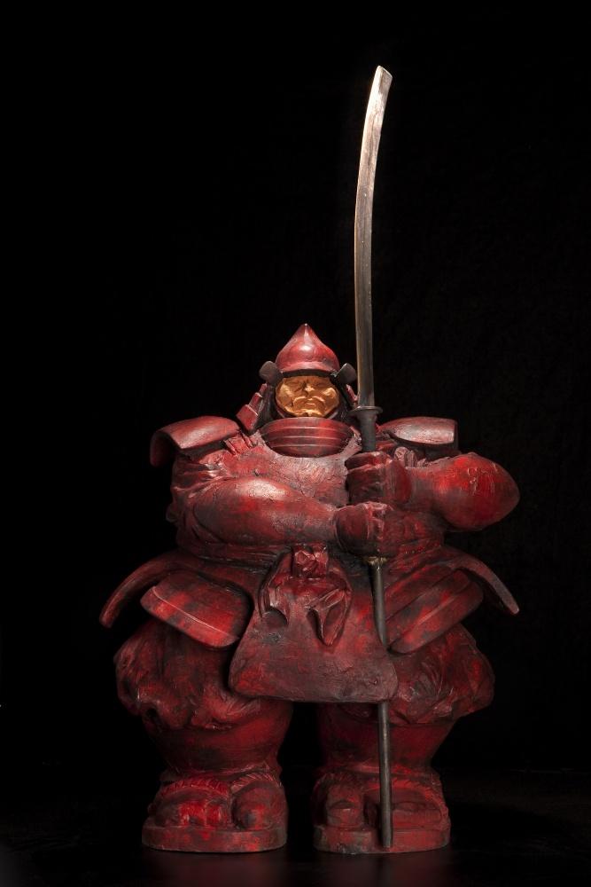 Matteo Pugliese,  Samurai Guardian VIII