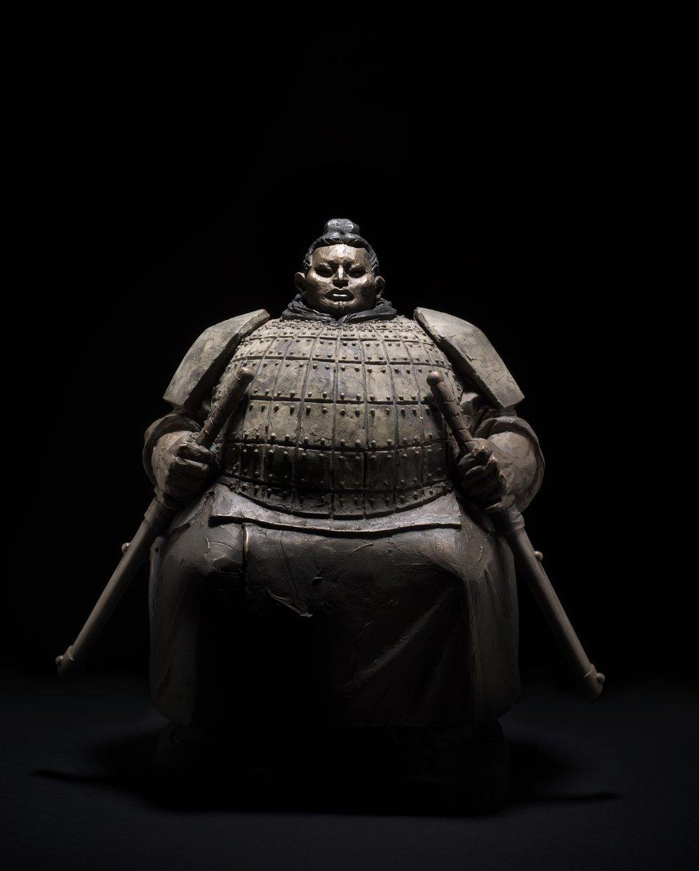 Matteo Pugliese,  Chinese Guardian II