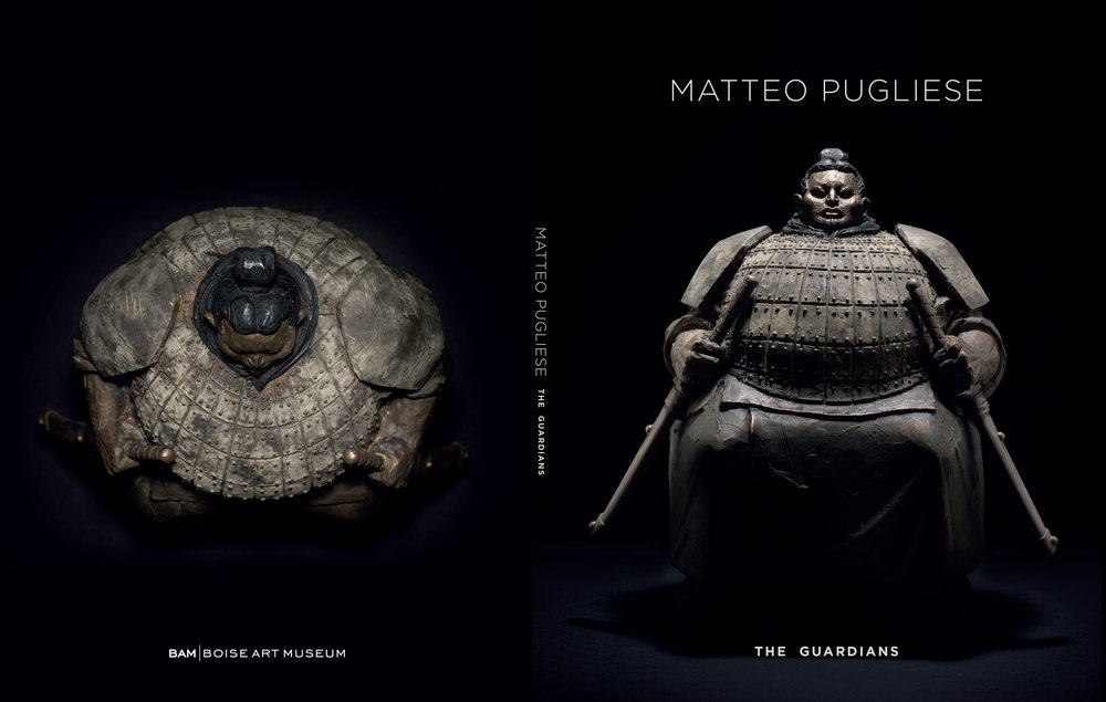 Matteo Pugliese: The Guardians, published on the occasion of the Boise Art Museum exhibition
