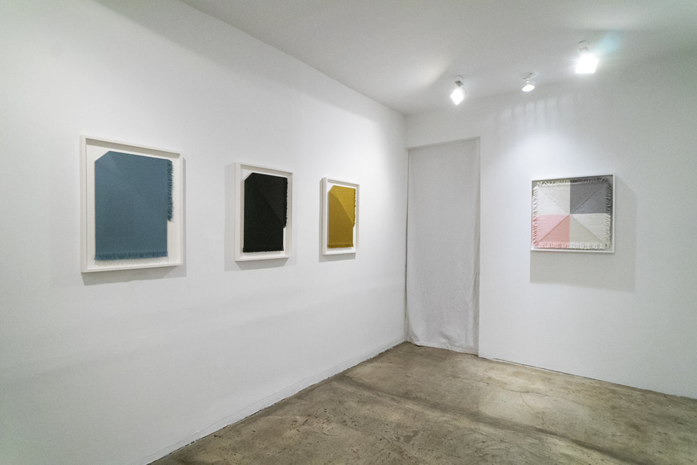 Installation view, Matthew Larson, Vice Versa