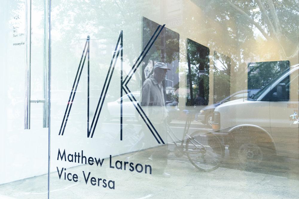 Matthew Larson, Vice Versa