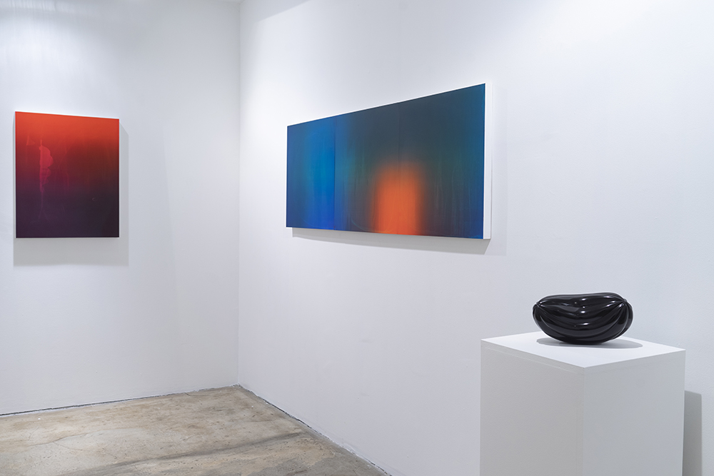 Installation view, Rules of the Game