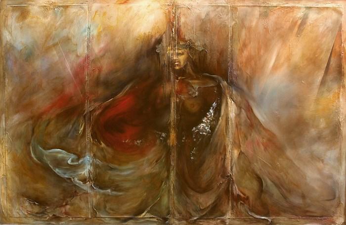 Spiritual Warrior II by Rachelle Bomberg (www.artbomberg.com/)